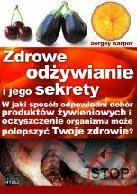 książka Zdrowe odżywianie i jego sekrety (Wersja elektroniczna (PDF))
