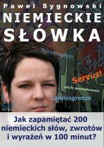 książka Niemieckie słówka (Wersja elektroniczna (PDF))