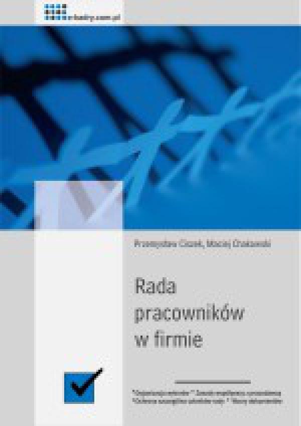 Rada pracowników w firmie (Wersja elektroniczna (PDF))