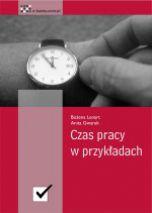 książka Czas pracy w przykładach (Wersja elektroniczna (PDF))