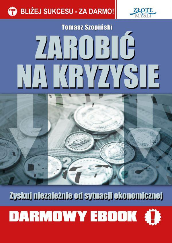 Zarobić na kryzysie (Wersja elektroniczna (PDF))