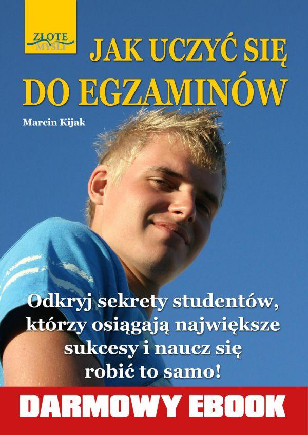Jak uczyć się do egzaminów? (Wersja elektroniczna (PDF))