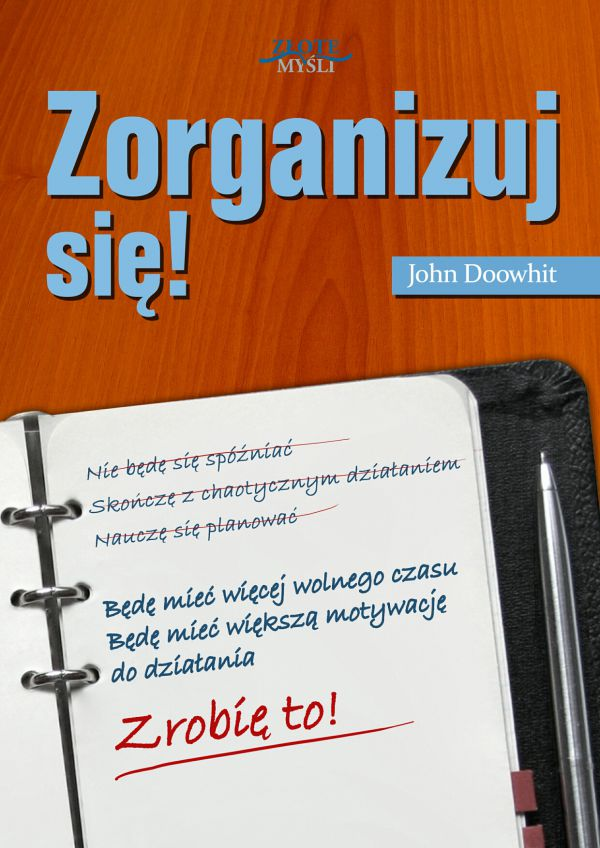 Zorganizuj się! (Wersja audio (MP3))