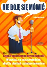 książka Nie boję się mówić! (Wersja drukowana)