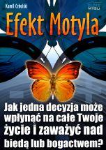okładka książki Efekt Motyla