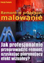 okładka książki Remont w praktyce: malowanie