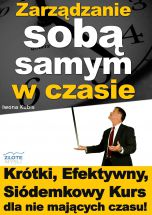 okładka książki Zarządzanie sobą samym w czasie