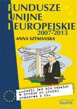 okładka książki Fundusze unijne i europejskie