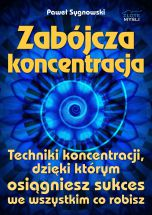 okładka książki Zabójcza koncentracja