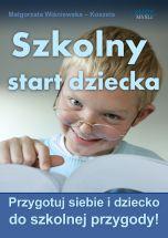 okładka książki Szkolny start dziecka