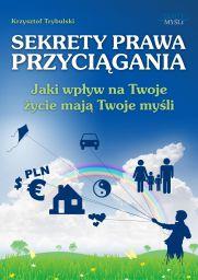 okładka książki Sekrety prawa przyciągania
