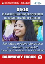 okładka książki Stres