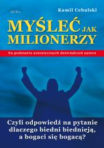 okładka książki Myśleć Jak Milionerzy