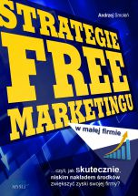 okładka książki Strategie free marketingu