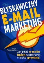 okładka książki Błyskawiczny e-mail marketing