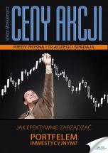 książka Ceny akcji (Wersja drukowana)