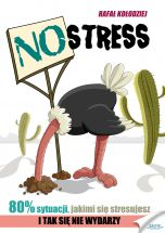 książka NO STRESS (Wersja drukowana)