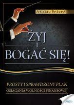 książka Żyj i bogać się (Wersja audio (Audio CD))