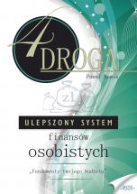 okładka książki CZWARTA DROGA. Ulepszony System Finansów Osobistych