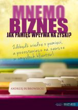 książka MNEMObiznes (Wersja elektroniczna (PDF))