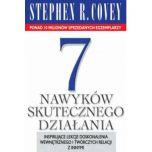 okładka książki 7 nawyków skutecznego działania