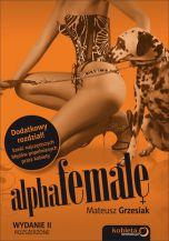okładka książki AlphaFemale