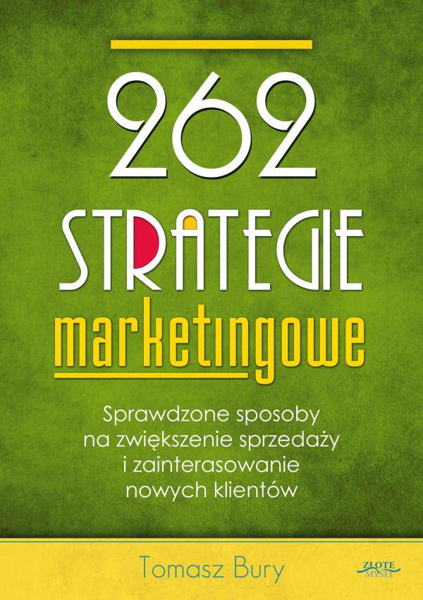262 strategie marketingowe (Wersja elektroniczna (PDF))