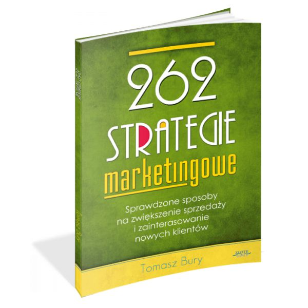 262 strategie marketingowe (Wersja drukowana)