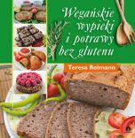 okładka książki Wegańskie wypieki i potrawy bez glutenu