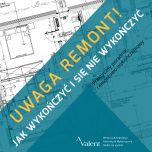 okładka książki Uwaga remont!
