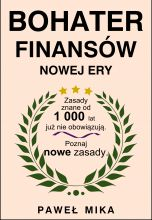 książka Bohater Finansów Nowej Ery (Wersja elektroniczna (PDF))