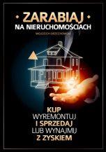 okładka książki Zarabiaj na nieruchomościach