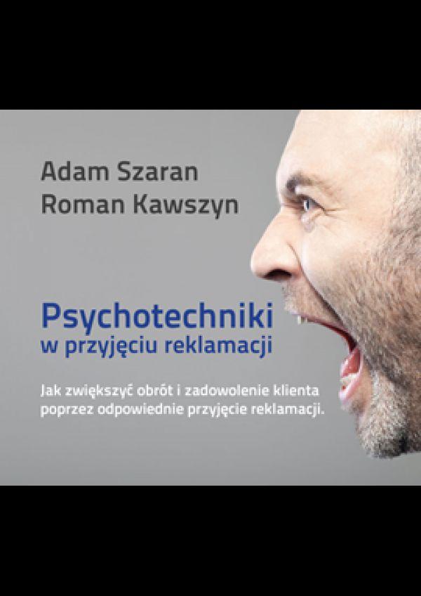 Psychotechniki w przyjęciu reklamacji (Wersja audio (MP3))