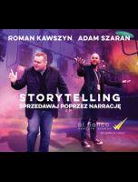 okładka książki Storytelling. Sprzedawaj poprzez narrację