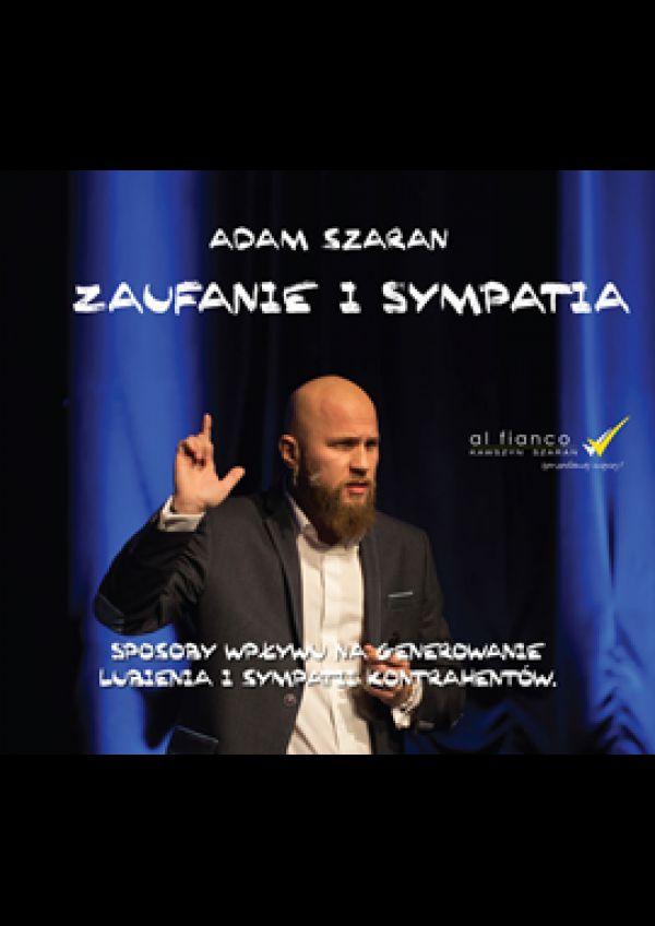 Zaufanie i sympatia (Wersja audio (MP3))
