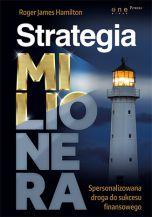 okładka książki Strategia Milionera. Spersonalizowana droga do sukcesu finansowego