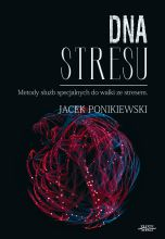 okładka książki DNA stresu