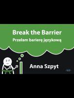 książka Przełam barierę językową (Wersja audio (MP3))