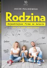 okładka książki Rodzina. Najważniejsza firma na świecie