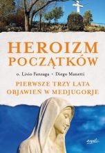 okładka książki Heroizm początków