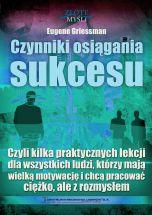 książka Czynniki osiągania sukcesu (Wersja elektroniczna (PDF))