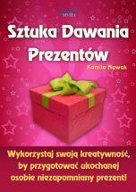 książka Sztuka Dawania Prezentów (Wersja elektroniczna (PDF))