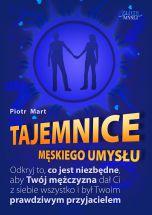 książka Tajemnice męskiego umysłu (Wersja elektroniczna (PDF))