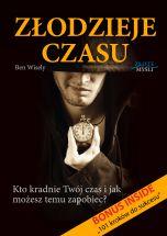 książka Złodzieje czasu (Wersja audio (Audio CD))