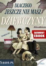 książka Dlaczego jeszcze nie masz dziewczyny (Wersja elektroniczna (PDF))
