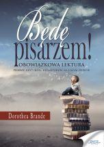 książka Będę pisarzem (Wersja elektroniczna (PDF))