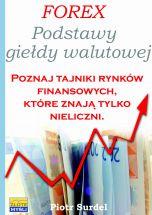okładka - książka, ebook Forex 1. Podstawy Giełdy Walutowej