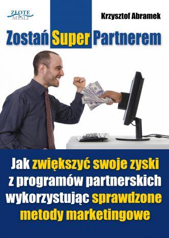 Okładka Zostań SuperPartnerem!