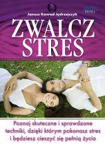 okładka - książka, ebook Zwalcz stres
