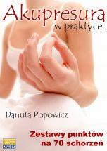 okładka - książka, ebook Akupresura w praktyce